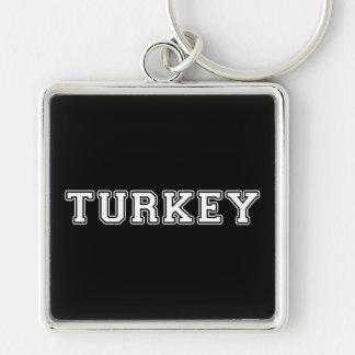 Chaveiro Turquia