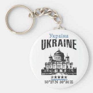 Chaveiro Ucrânia