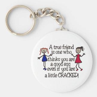 Chaveiro Um amigo verdadeiro