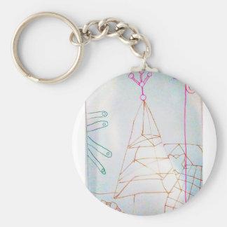 Chaveiro Um jogo do grânulo de vidro dos Geometers