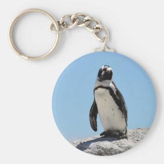 Chaveiro Única foto do pinguim