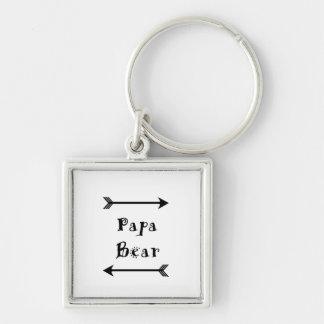 Chaveiro Urso da papá