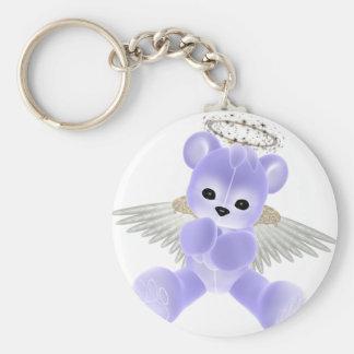 Chaveiro Urso do anjo-da-guarda do KRW