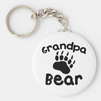 Chaveiro Urso do vovô