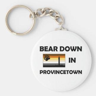 Chaveiro Urso para baixo em Provincetown