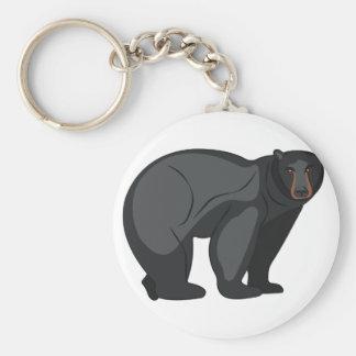 Chaveiro Urso preto