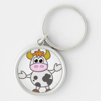 Chaveiro Vaca confundida