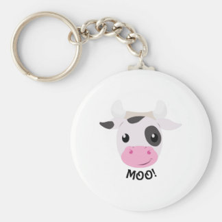Chaveiro Vaca do MOO