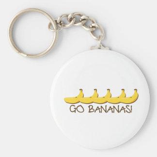 Chaveiro Vão as bananas!