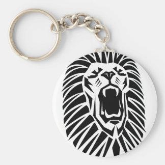 Chaveiro vecto principal do leão