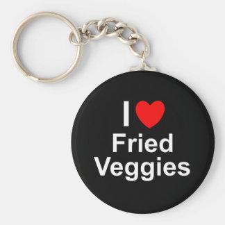 Chaveiro Vegetarianos fritados