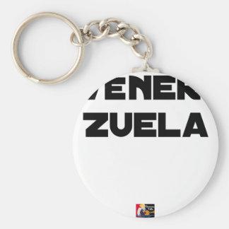 Chaveiro VÉNER-ZUELA - Jogos de palavras - François Cidade