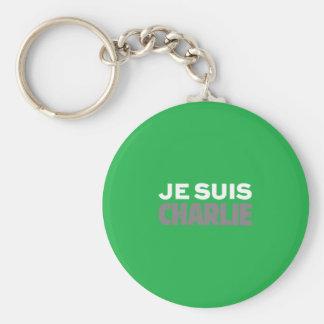 Chaveiro Verde do cobrir do Charlie-Compartimento de Je