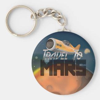 Chaveiro Viagem a Marte