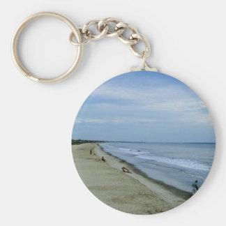 Chaveiro Vida ao longo da praia