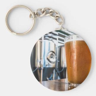 Chaveiro Vidro da cerveja no Microbrewery