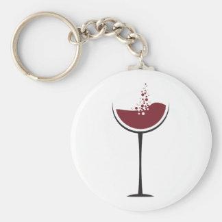 Chaveiro Vidro de vinho