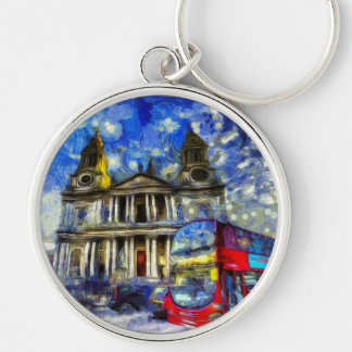 Chaveiro Vincent van Gogh Londres
