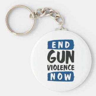 Chaveiro Violência armada do fim agora