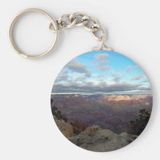 Chaveiro Vista panorâmica do Grand Canyon