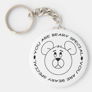 Chaveiro Você é corrente chave especial de urso de ursinho