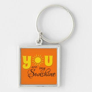Chaveiro Você é minha luz do sol