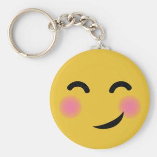 Chaveiro Você obteve-me o emoji de cora