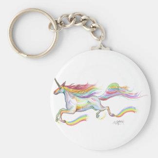 Chaveiro Voo do pônei do cavalo de Pegasus do unicórnio do
