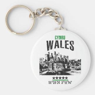 Chaveiro Wales