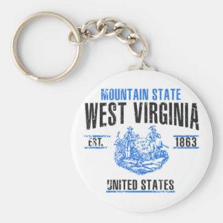 Chaveiro West Virginia