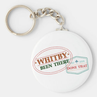 Chaveiro Whitby feito lá isso