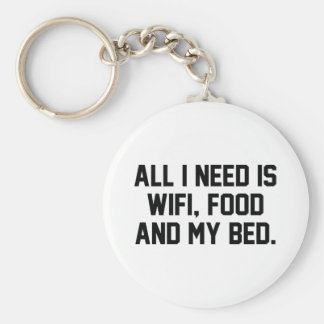 Chaveiro WifiFoodBed1A