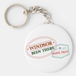 Chaveiro Windsor feito lá isso