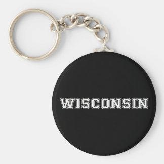 Chaveiro Wisconsin