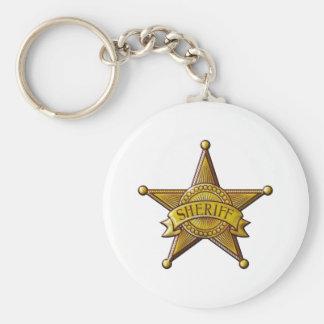 Chaveiro Xerife