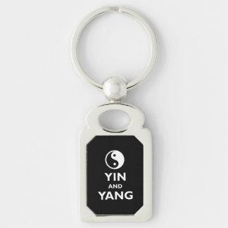 Chaveiro Yin e Yang