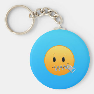 Chaveiro Zipper Emoji