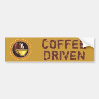 Chávena de café adesivo para carro