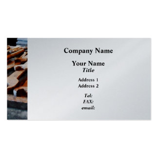 Chaves - revestimento da platina modelos cartão de visita