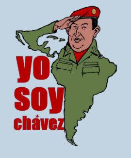 CHAVEZ DA SOJA DE YO CAMISETA