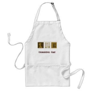Chefe de cozinha Foodist culinário Avental