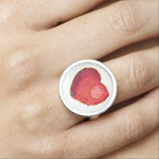 Cheio do anel do amor