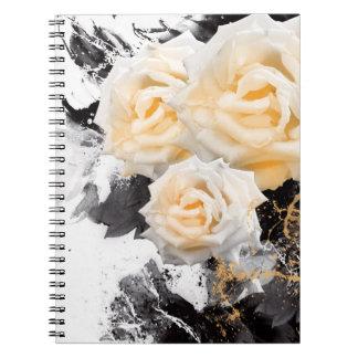 Cheiro de Jitaku o caderno dos rosas amarelos