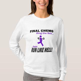 Chemo final funciona muito - a fita violeta camiseta