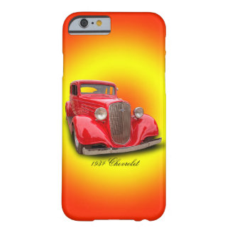 CHEVROLET 1934 CAPA BARELY THERE PARA iPhone 6