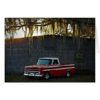 Chevrolet 1965 C10 Cartão Comemorativo
