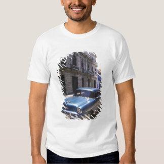 Chevrolet belamente clássico restaurado de camiseta