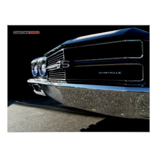 Chevrolet Chevelle Pôster