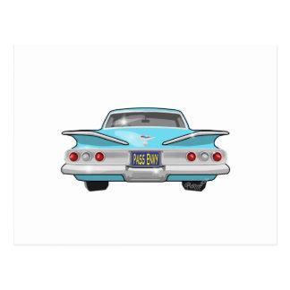 Chevrolet Impala 1960 Cartão Postal