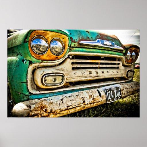Chevrolet Impressão